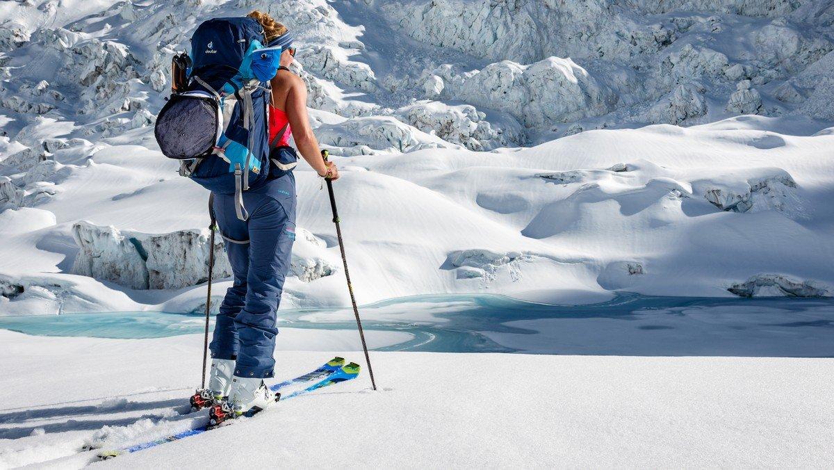 pack ski rando femme