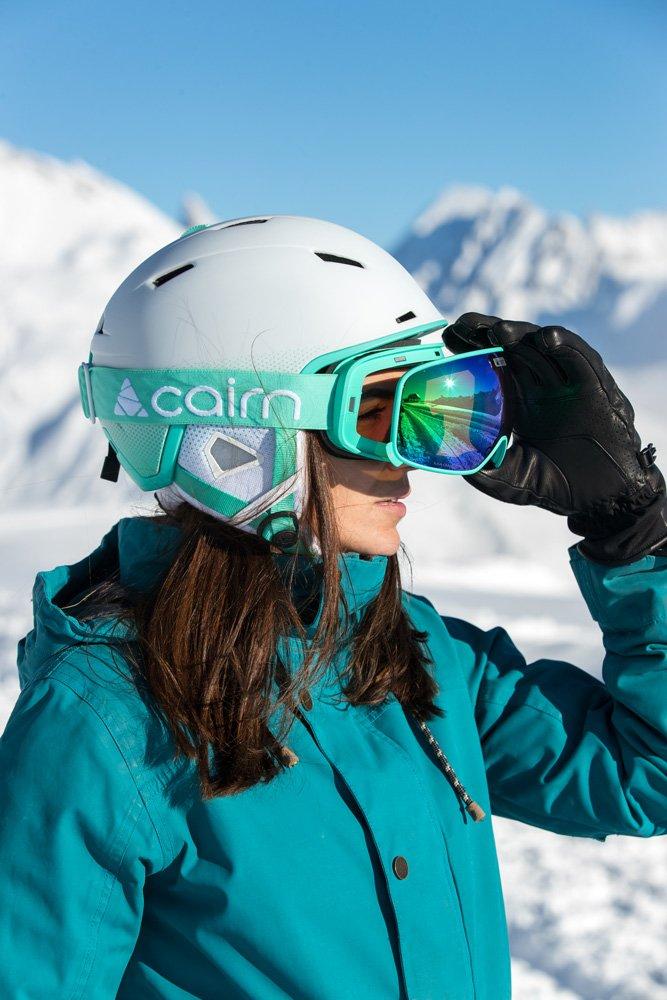 masque snowboard