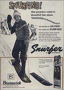 Snurf Burton Snowboard