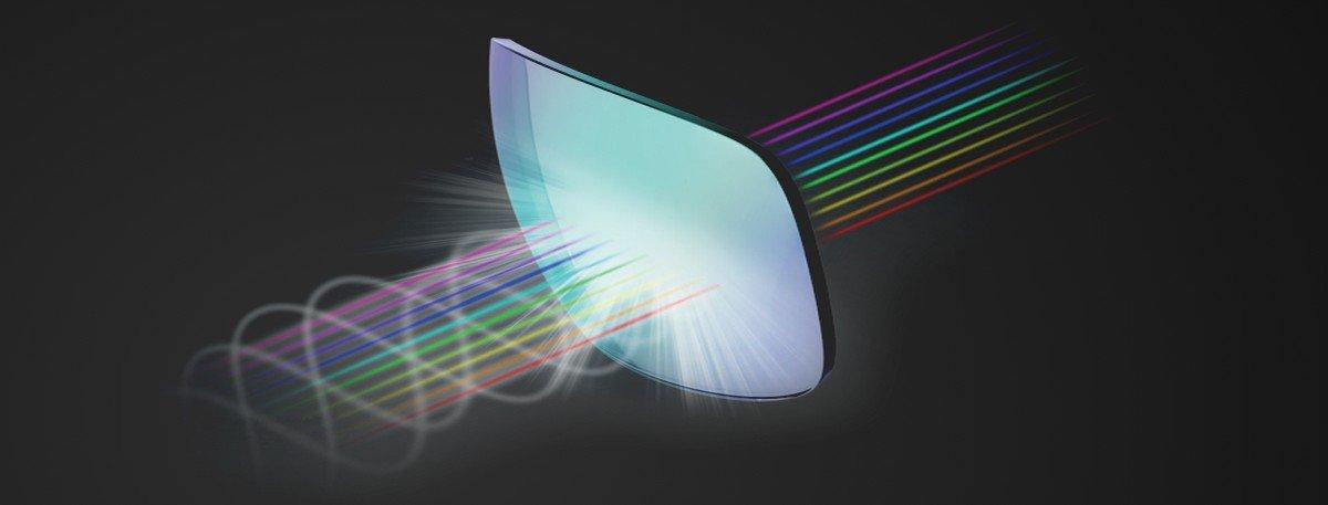 verre polarise Bolle