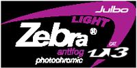 Ecran Photochromique Julbo Zebra Light