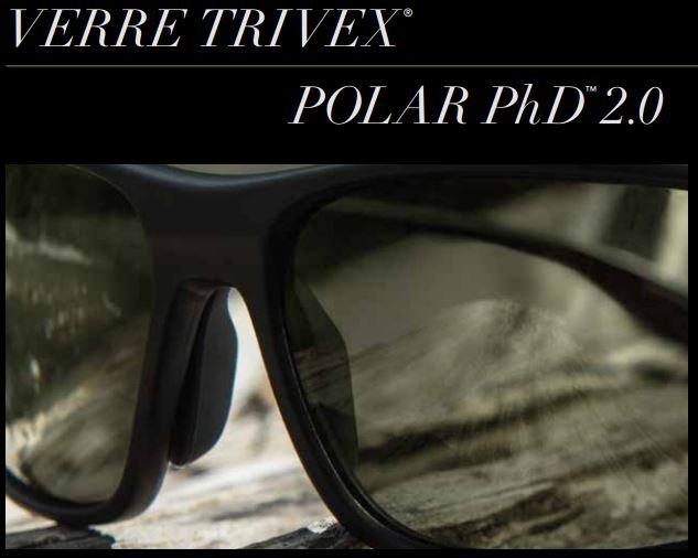 verre Trivex Polar Phd 2.0 pour lunette de soleil Serengeti