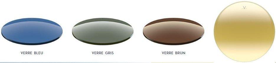 Guide verre lunette vuarnet