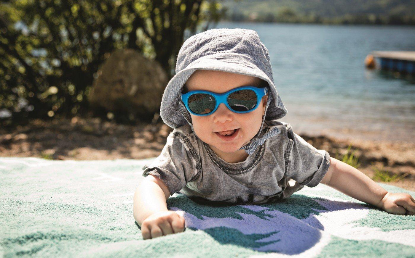 lunette de soleil bébé