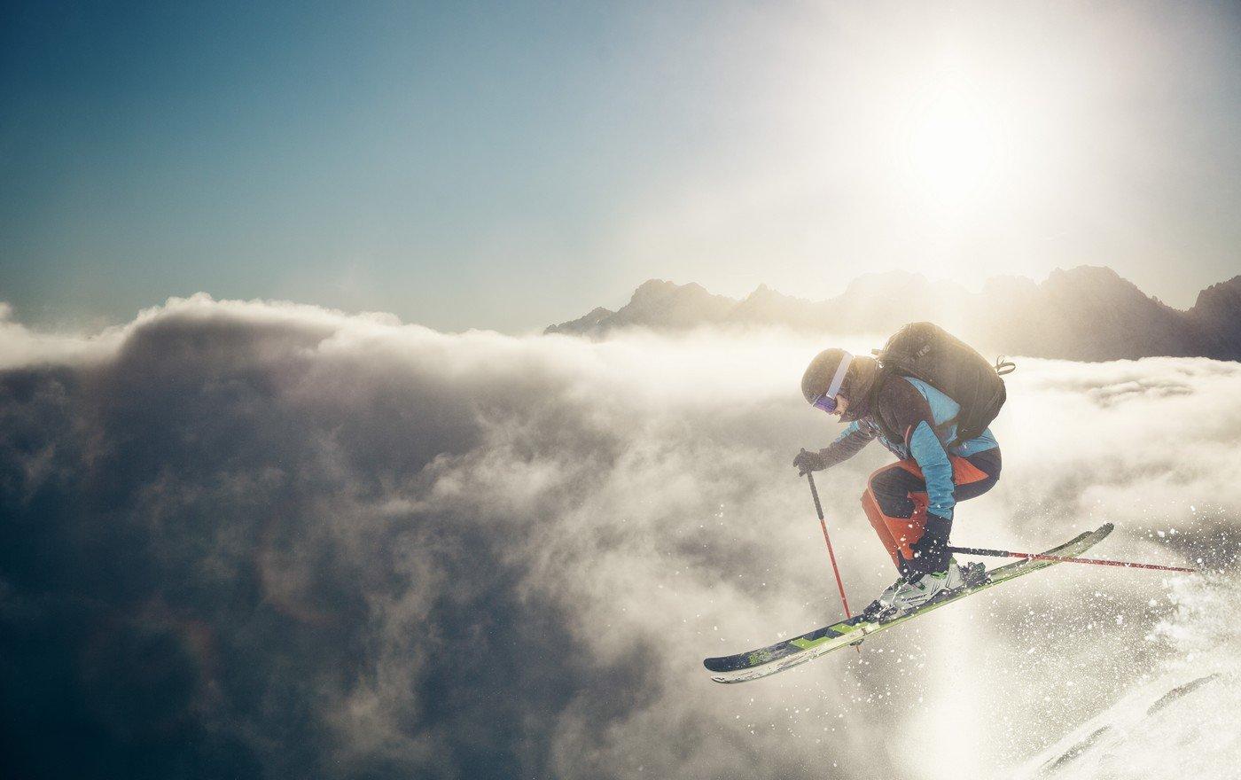 sac à dos ski freeride