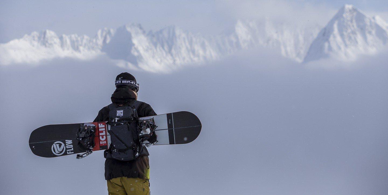 sac à dos porte snowboard