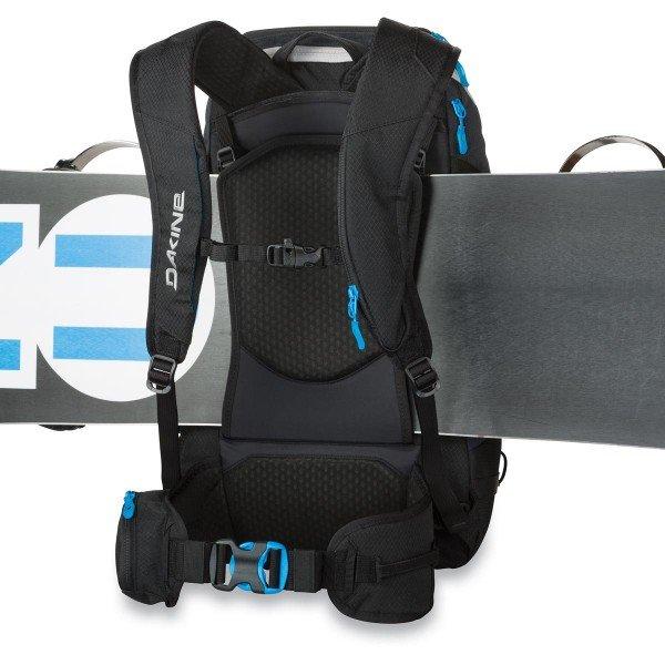 sac à dos Dakine Heli Pro 24l interieur