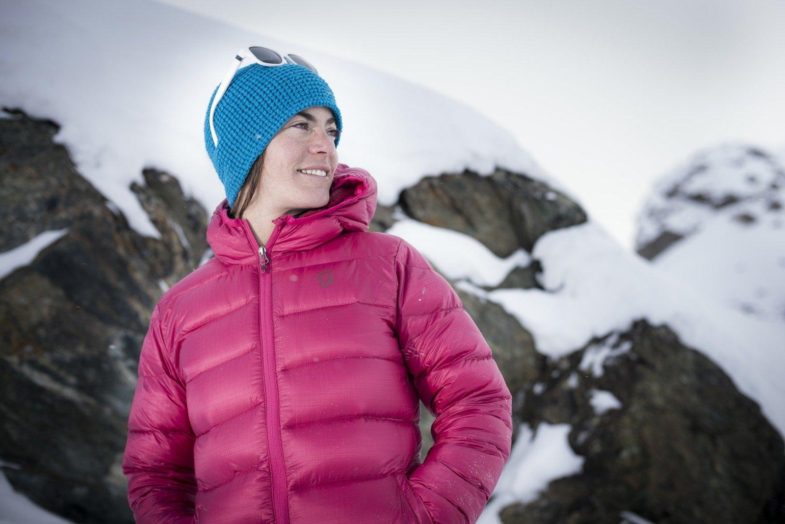 doudoune ski femme