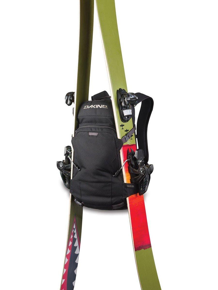 Système de portage sac Dakine Heli Pack 20
