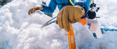 piolet ski de randonnée