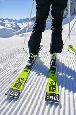 pack ski head