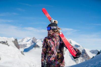 pack ski roxy
