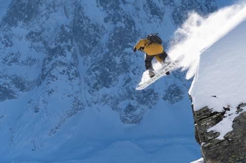 pack snowboard Borealis