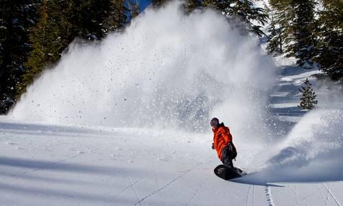 pack snowboard Jones