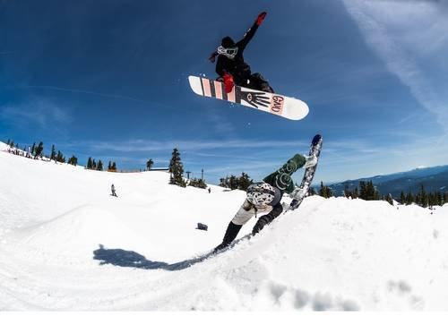 pack snowboard Gnu