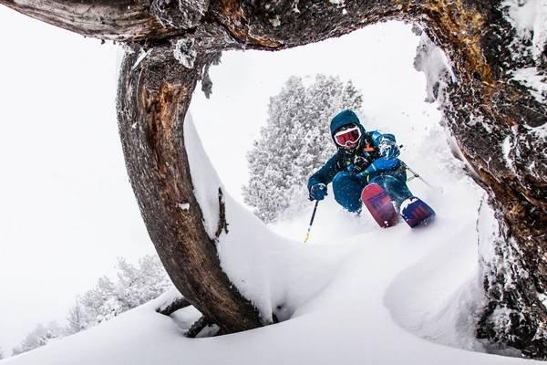 pack ski zag