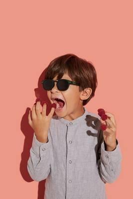 lunette de soleil enfant 6 - 8 ans