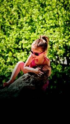 lunette de soleil enfant 4 - 6 ans