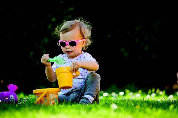 lunette de soleil enfant 2 - 4 ans