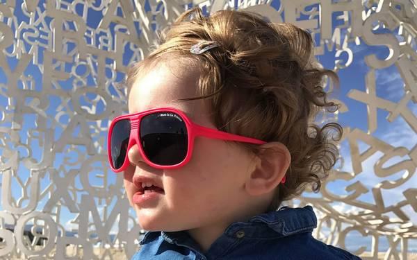 lunettes de soleil Milf enfant