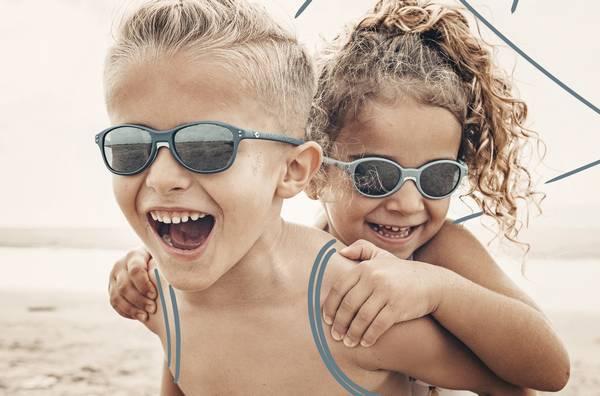 lunettes de soleil Julbo enfant